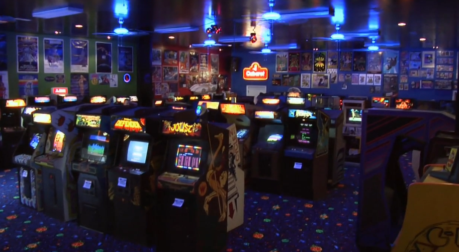 Go Back Gallery For Home Arcade Game Room