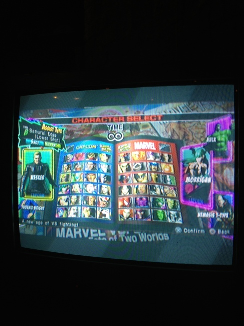 PS3 games on a CRT, problems?