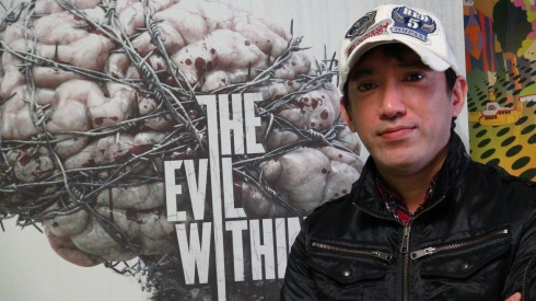 shinji mikami the evil within resident evil horror survival