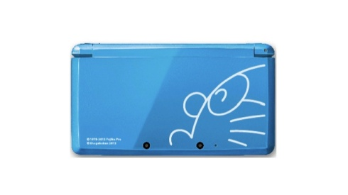taiwan nintendo 3ds doraemon limited edition