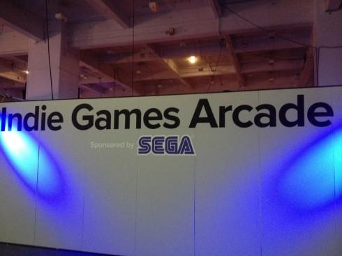 indie games arcade sega