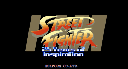 I am Street Fighter documentary logo